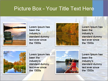 Beautiful Pristine PowerPoint Template - Slide 14