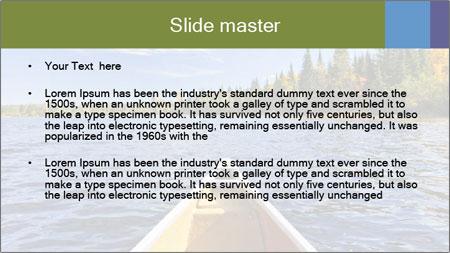 Beautiful Pristine PowerPoint Template - Slide 2