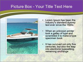 Mediterranean Coastline PowerPoint Template - Slide 13