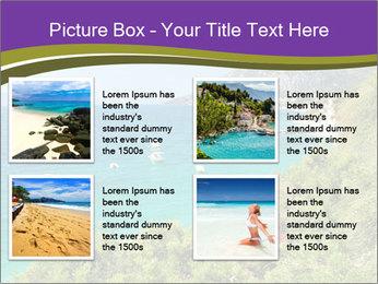 Mediterranean Coastline PowerPoint Template - Slide 14