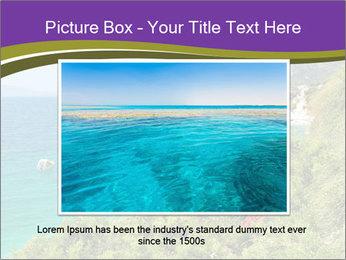 Mediterranean Coastline PowerPoint Template - Slide 16