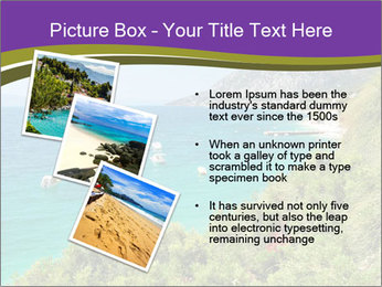 Mediterranean Coastline PowerPoint Template - Slide 17