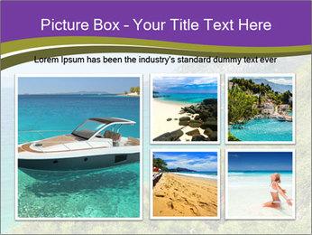 Mediterranean Coastline PowerPoint Template - Slide 19