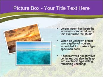 Mediterranean Coastline PowerPoint Template - Slide 20