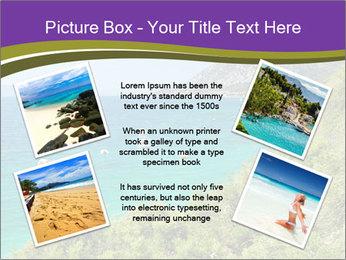 Mediterranean Coastline PowerPoint Template - Slide 24