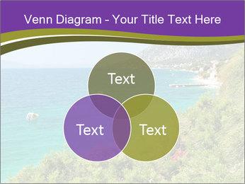 Mediterranean Coastline PowerPoint Template - Slide 33
