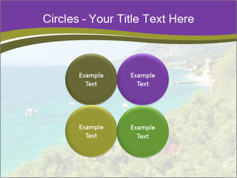 Mediterranean Coastline PowerPoint Templates - Slide 38