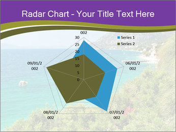 Mediterranean Coastline PowerPoint Template - Slide 51