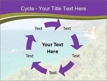 Mediterranean Coastline PowerPoint Template - Slide 62