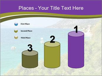 Mediterranean Coastline PowerPoint Template - Slide 65