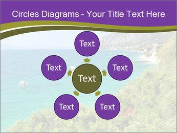Mediterranean Coastline PowerPoint Templates - Slide 78