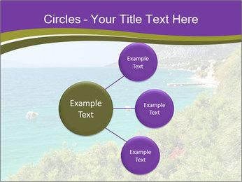 Mediterranean Coastline PowerPoint Template - Slide 79