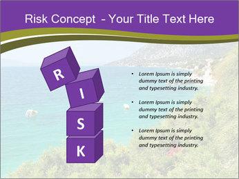 Mediterranean Coastline PowerPoint Template - Slide 81