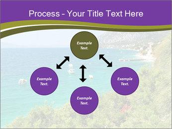 Mediterranean Coastline PowerPoint Template - Slide 91