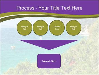 Mediterranean Coastline PowerPoint Template - Slide 93