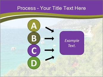Mediterranean Coastline PowerPoint Template - Slide 94