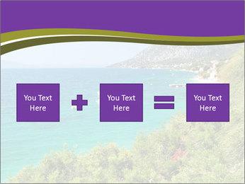 Mediterranean Coastline PowerPoint Template - Slide 95