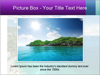 French Coastline PowerPoint Template - Slide 16
