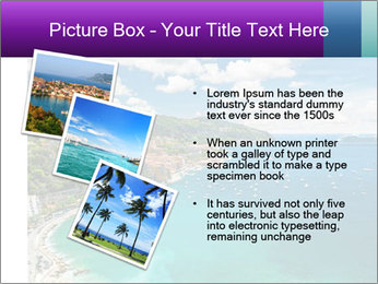 French Coastline PowerPoint Template - Slide 17