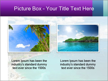 French Coastline PowerPoint Template - Slide 18