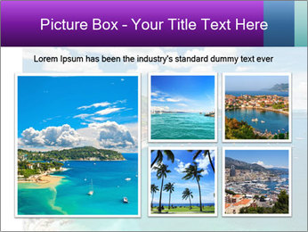 French Coastline PowerPoint Template - Slide 19
