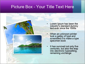 French Coastline PowerPoint Template - Slide 20