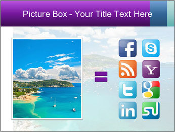 French Coastline PowerPoint Template - Slide 21