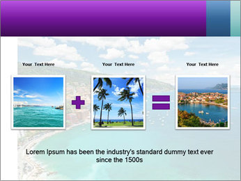 French Coastline PowerPoint Template - Slide 22