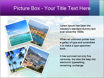 French Coastline PowerPoint Template - Slide 23