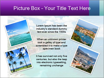 French Coastline PowerPoint Template - Slide 24