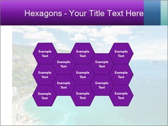 French Coastline PowerPoint Template - Slide 44
