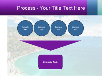 French Coastline PowerPoint Template - Slide 93