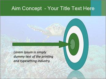 Wild Turtle PowerPoint Template - Slide 83