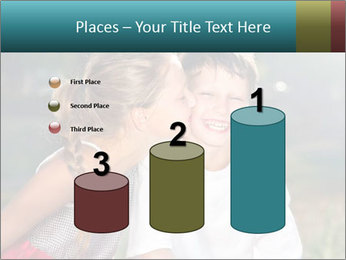 Sister's Kiss PowerPoint Templates - Slide 65