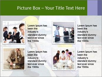 Two Engineers PowerPoint Template - Slide 14