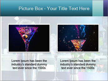 Cocktail With Ice PowerPoint Template - Slide 18