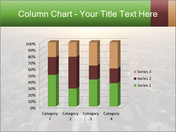 City During Dawn PowerPoint Template - Slide 50