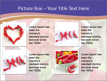 Red Sauce PowerPoint Template - Slide 14