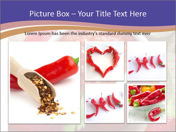 Red Sauce PowerPoint Template - Slide 19