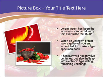 Red Sauce PowerPoint Template - Slide 20