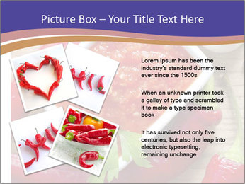 Red Sauce PowerPoint Template - Slide 23