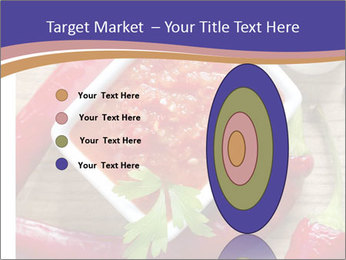 Red Sauce PowerPoint Template - Slide 84