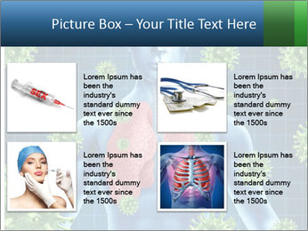 Human Body Model PowerPoint Templates - Slide 14