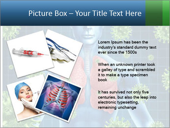 Human Body Model PowerPoint Templates - Slide 23