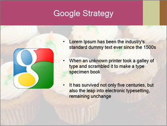 Cute Cupcakes PowerPoint Templates - Slide 10