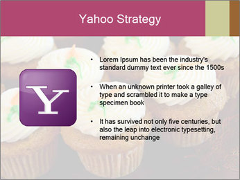 Cute Cupcakes PowerPoint Templates - Slide 11