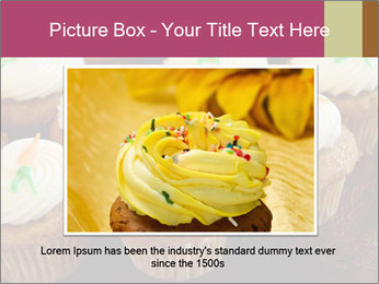 Cute Cupcakes PowerPoint Template - Slide 15