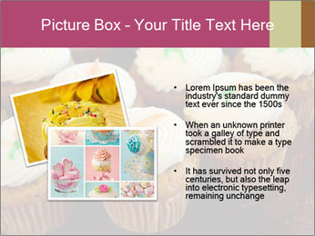 Cute Cupcakes PowerPoint Template - Slide 20