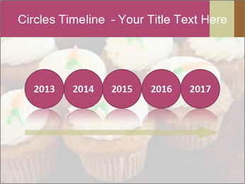 Cute Cupcakes PowerPoint Templates - Slide 29