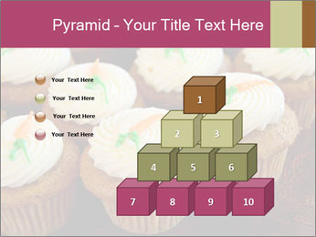 Cute Cupcakes PowerPoint Templates - Slide 31